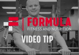 Troy Colton of Formula Fitness Video Series Graphic